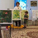 «Картинки с выставки» или путешествие в картинную галерею…