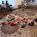 Пальчиковые игры под музыку  в развитии речи детей