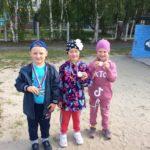 XVII Олимпийские старты в детском саду № 60