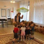«Осенняя прогулка»: комплексное занятие для детей 3-4 лет