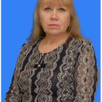 Нина Владимировна Коркунова