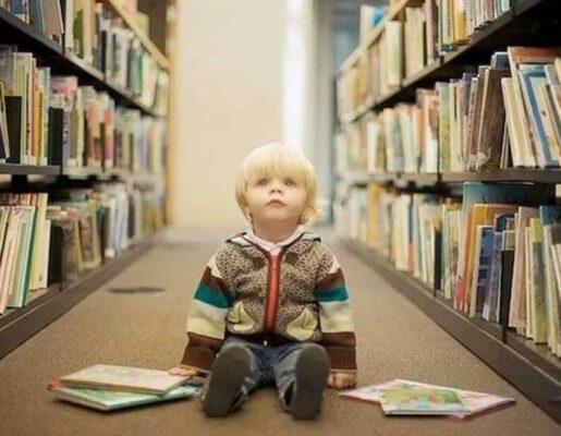 Как выбрать книгу для ребенка 4-5 лет?