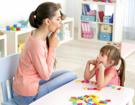 Этапы речевого развития ребенка